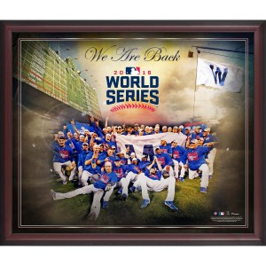 c76b2a8c9 2016 chicago cubs world series plaque