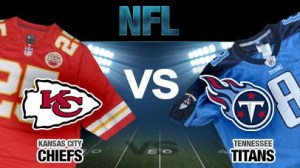 NFL Week 15 Titans vs Chiefs
