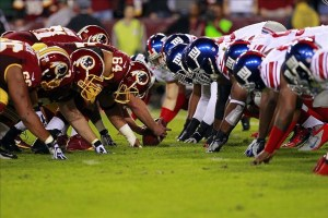 NFL Week 17 Preview Giants vs Redskins