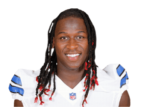 Lucky Whitehead Dropped