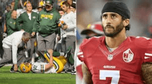 Rodgers Season Ending Injury