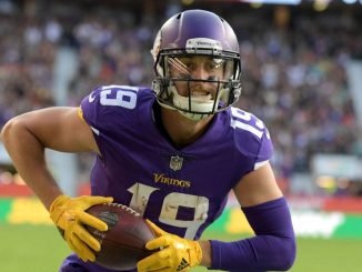 Adam Thielen, Vikings, Colts