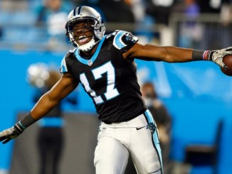 Devin Funchess, Carolina Panthers, NFL