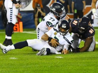 Seattle Seahawks, Russell Wilson, Chicago Bears