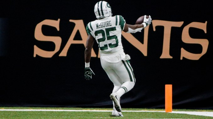 815b16c55dc New York Jets: 4 Players Who Should Play More for the Rest of 2018