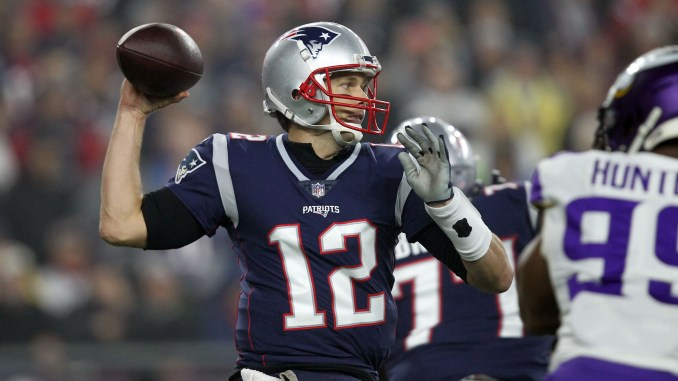 Go Patriots >> How Far Will The New England Patriots Go In The Playoffs