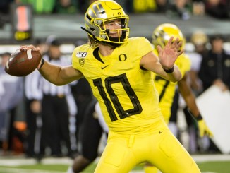 Justin Herbert, Chargers