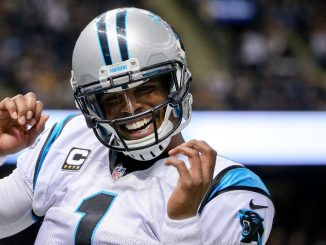 Cam Newton, Chargers Redskins