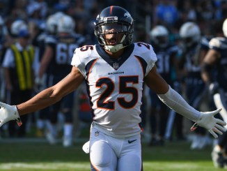 Chris Harris Jr., Eagles