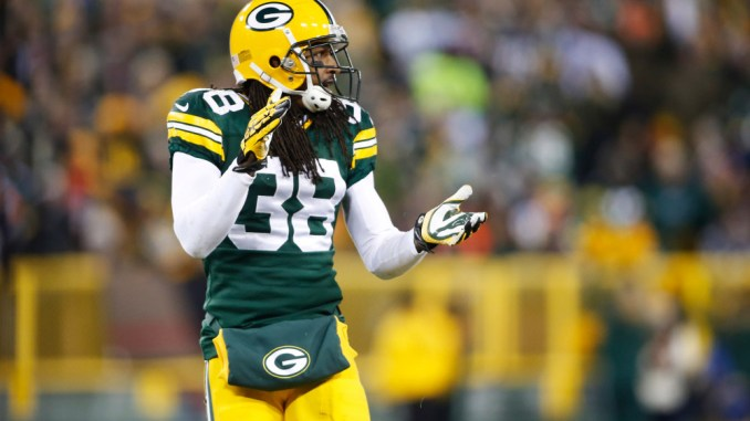Tramon Williams, Packers