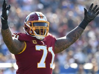 Trent Williams, Redskins