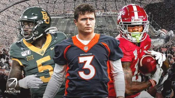 Broncos, Drew Lock,