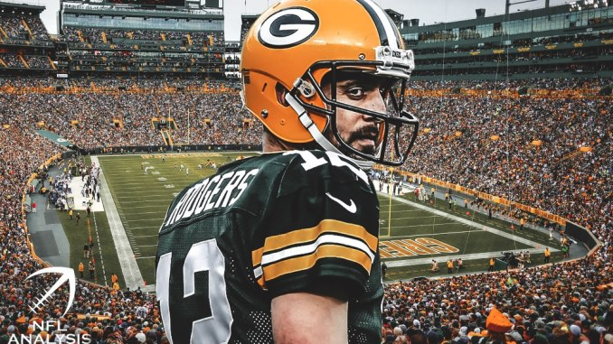 Aaron Rodgers, Packers, NFL Draft