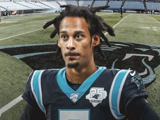 Robby Anderson, Panthers