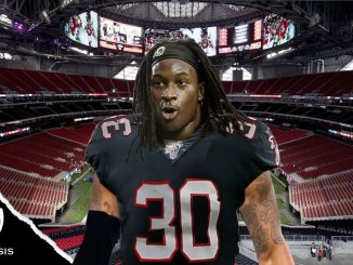 Todd Gurley, Falcons