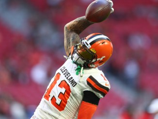Odell Beckham Jr., Fantasy Football,Browns