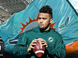 Tua Tagovailoa, Dolphins, NFL Draft
