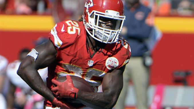 Jamaal Charles, Chiefs, Hall of Fame