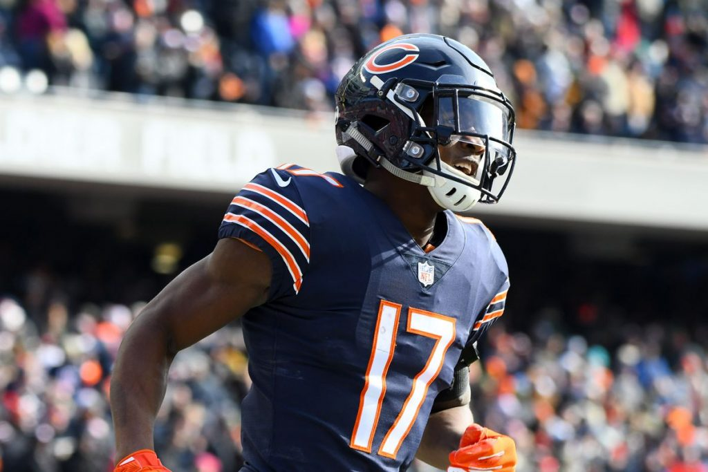 Fantasy Football, Anthony Miller, Bears