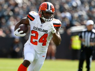Browns, Nick Chubb
