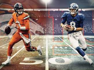 Daniel Jones, Giants, Drew Lock, Broncos