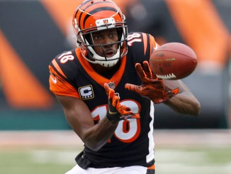 A.J. Green, Bengals, AFC North