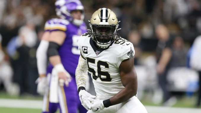 Saints, Demario Davis, Broncos