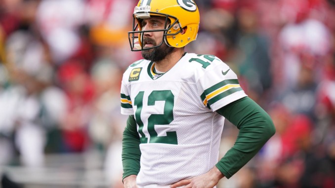 Packers, Aaron Rodgers