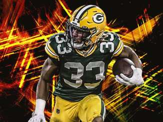 Aaron Jones, Dolphins, Packers