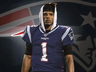 Patriots, Cam Newton