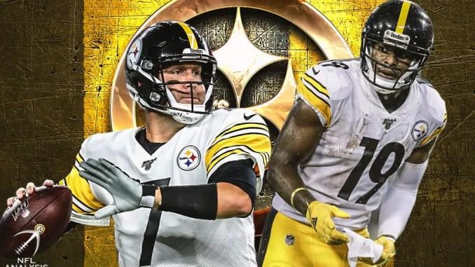 Steelers, Ben Roethlisberger, James Washington