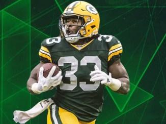 Aaron Jones, NFL Free Agency
