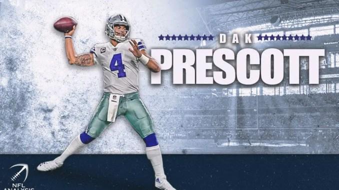 Dak Prescott, Cowboys, Colts, Patriots, Bears