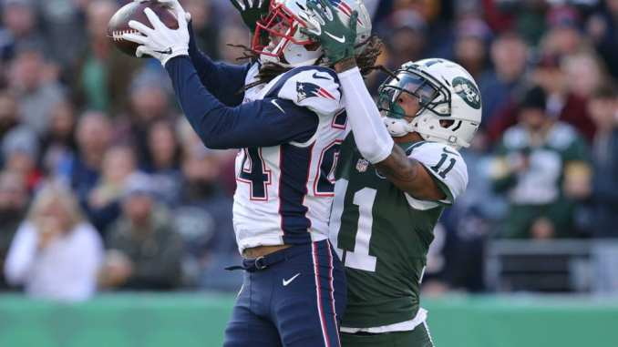 Patriots, Stephon Gilmore, Seahawks, Packers