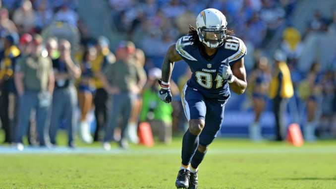 Mike Williams, Fantasy Football, Chargers
