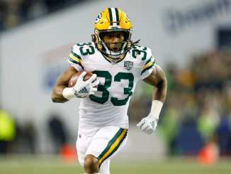 Aaron Jones, Packers, Fantasy Football