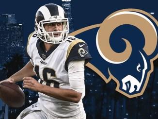 Jared Goff, Rams