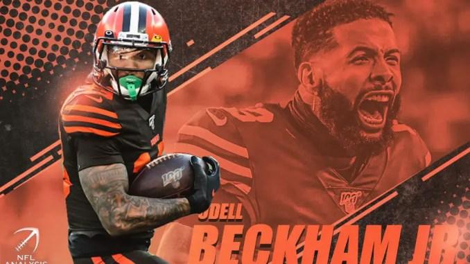 Browns, Odell Beckham Jr
