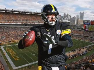 Ben Roethlisberger, Steelers, Bears