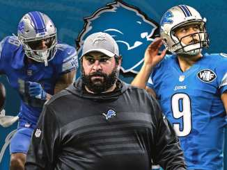 Lions, Matthew Stafford, Kerryon Johnson, Matt Patricia