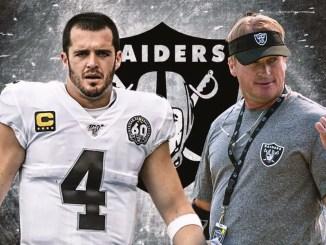 Raiders, Saints