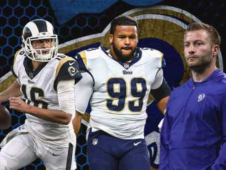 Rams, Jared Goff, Sean McVay, Aaron Donald