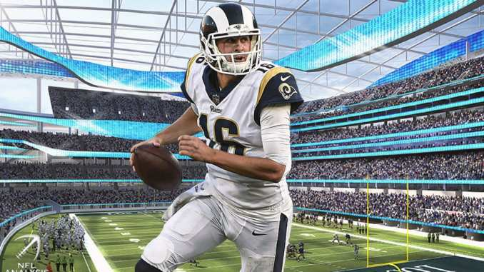 Rams, Jared Goff, Lions