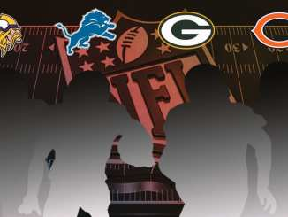 Bears, Packers, Lions, Vikings, NFC North, NFL Draft