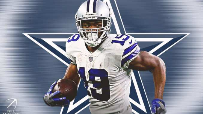 Cowboys, Amari Cooper, Washington