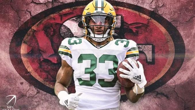 San Francisco 49ers, Aaron Jones, Green Bay Packers, NFL Rumors