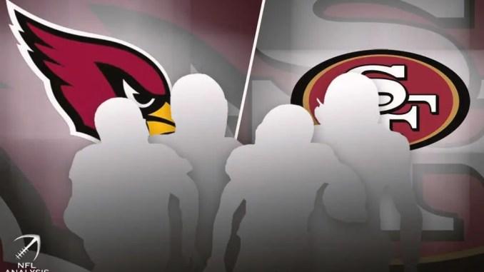 Cardinals, 49ers