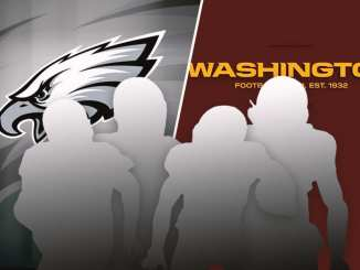 Eagles, Washington Football Team