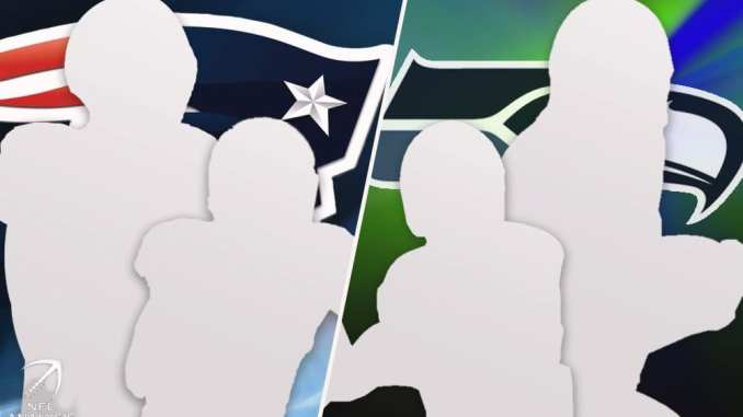 Patriots, Seahawks