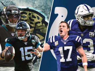Colts, Jaguars